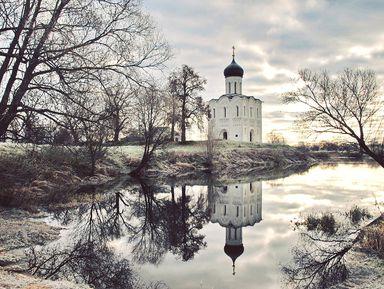 Владимир иБоголюбово— наследие Древней Руси