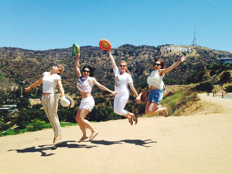 Экскурсия Измениться в Лос-Анджелесе