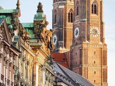 Экспресс-тур по Мюнхену