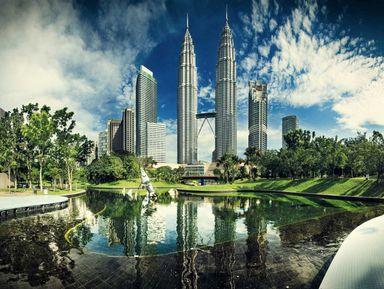 Знакомство с многогранным Куала-Лумпуром