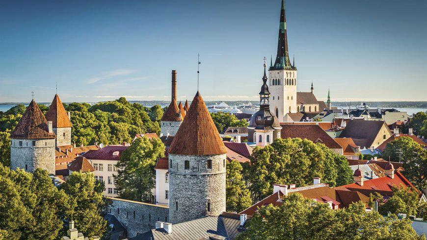 Таллин сквозь столетия
