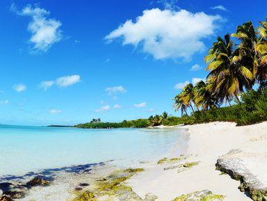 Контой иИсла Мухерес: райские острова Мексики