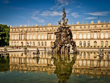 Дворец Херренкимзе: баварский Версаль на озере