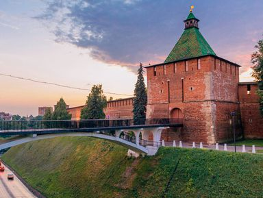 Нижегородский Кремль: от истории к мифологии и обратно