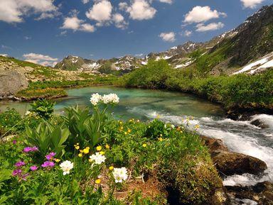 Бадукские озера — путешествие в мир красоты