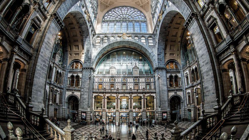 Антверпен — город искусств