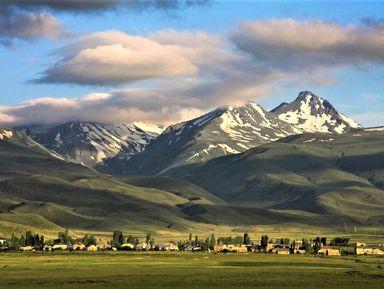 Неизведанные тропы Армении