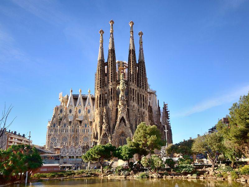 Пешком по Барселоне