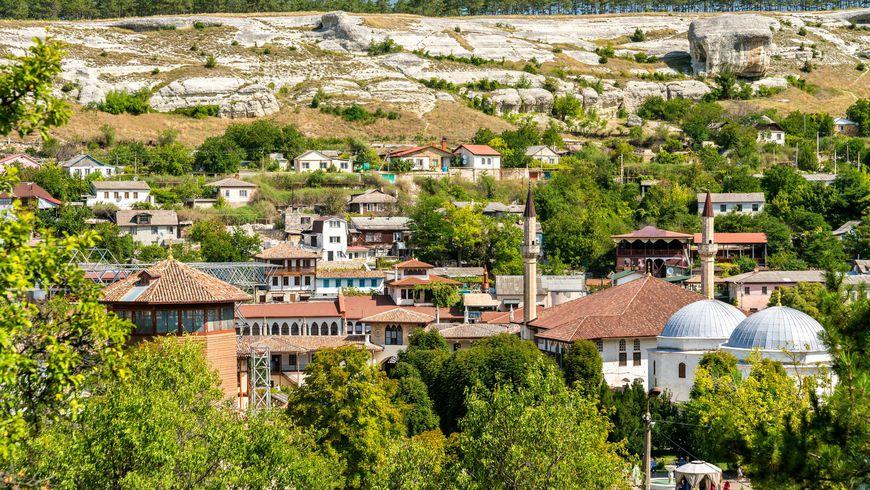 Севастополь — Бахчисарай. Красивое путешествие в прошлое