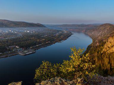 Живописное путешествие в Дивногорск