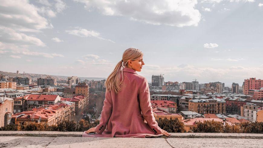 Фотопрогулка по Розовому городу