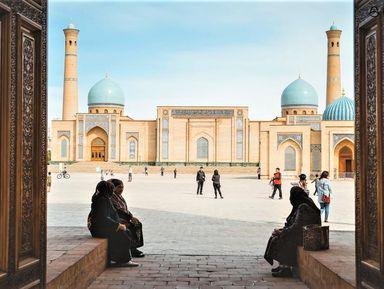 Самобытный Старый Ташкент