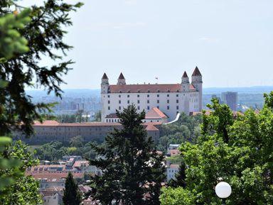 История и панорамы Братиславы
