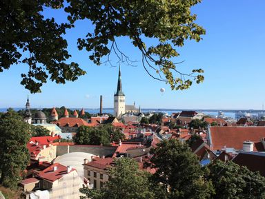 Весь Таллин за один день