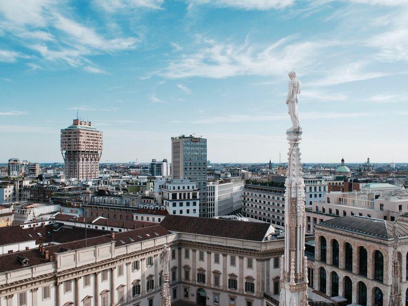 Экскурсия Милан глазами архитектора