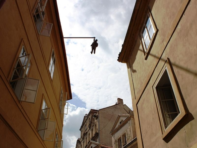 По ту сторону фасада Праги