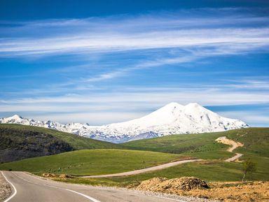 Джип-путешествие к склону Эльбруса: горы, водопады и нарзаны Джилы-су