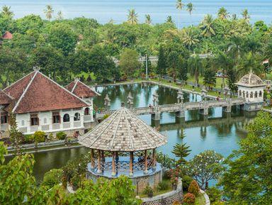 Сказочный восток Бали