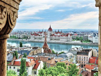 Большое путешествие по Будапешту