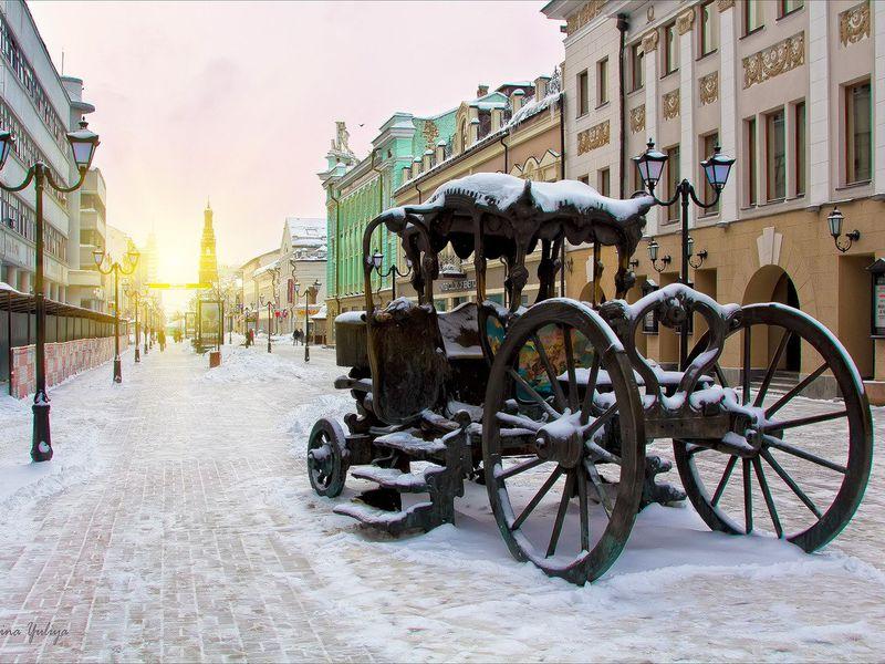 Казань: первая встреча