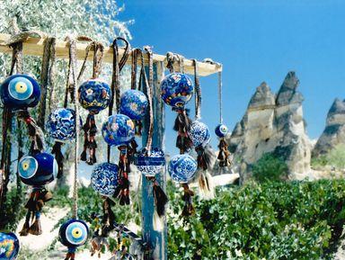 Невероятная Каппадокия за 2 дня — из Белека