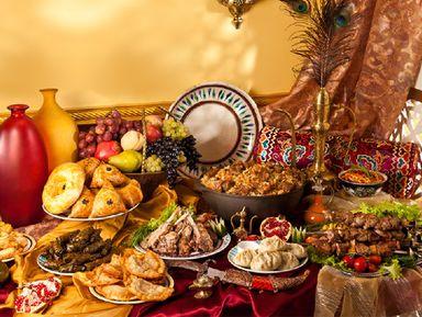 Секреты узбекской кухни: гастрономический тур по Ташкенту