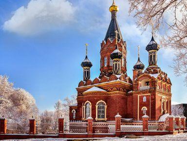 Подревнему Брянску: обзорная экскурсия