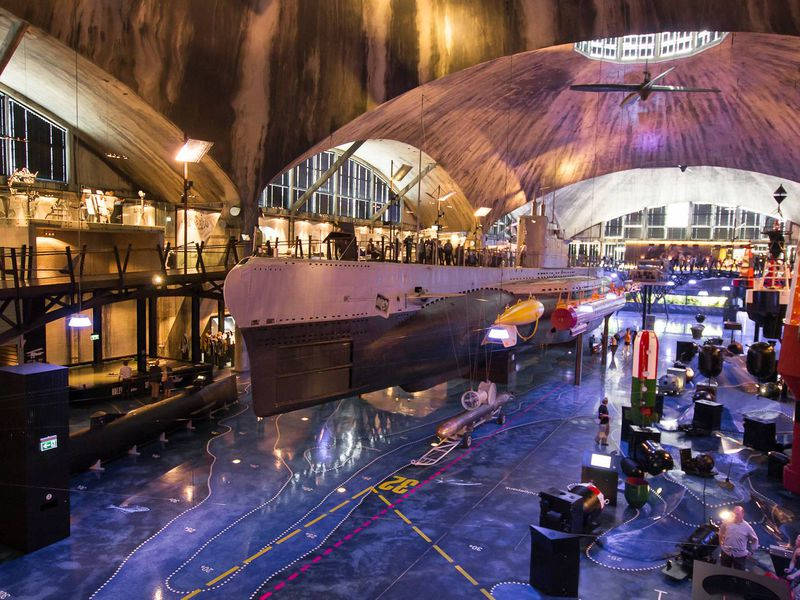Морской музей: пушки и лодки обретают свое лицо width=