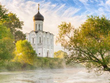Белокаменный детокс: Владимир, Боголюбово, Суздаль и Кидекша за один день