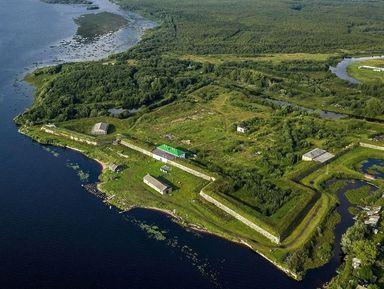 ВНоводвинскую крепость изАрхангельска