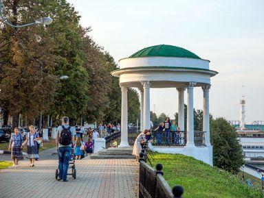 Ярославль: лица, истории ибайки