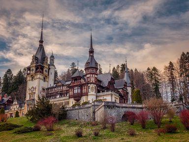Дворец Пелеш: подлинная история Румынии