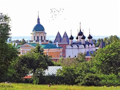 Коломна и Зарайск — две древние крепости