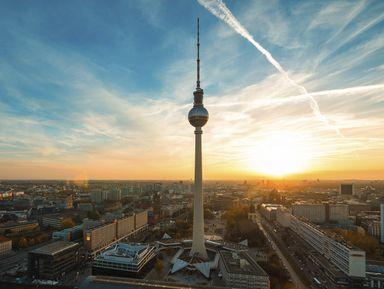 Билеты на Берлинскую телебашню без очереди