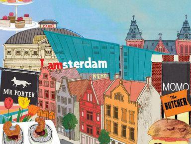 Амстердам: мировой бестселлер!