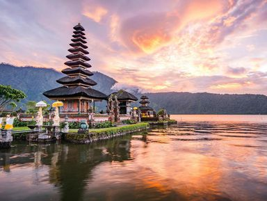 Бали — любовь с первого взгляда