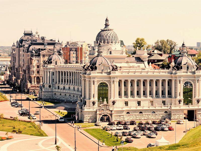 Казань: первые впечатления о третьей столице
