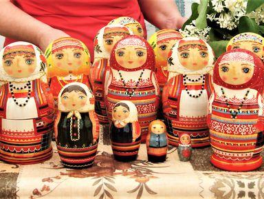Семёнов: в гости к русской матрёшке
