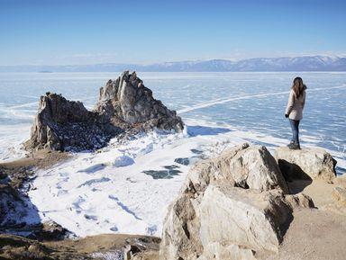 Иркутск — остров Ольхон. Большое путешествие!