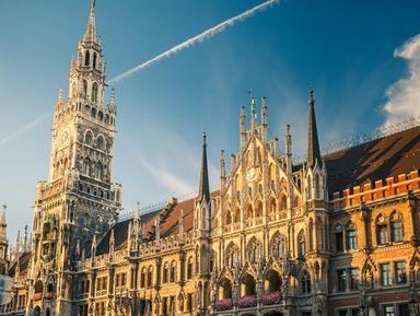 Мюнхен — любовь с первого взгляда