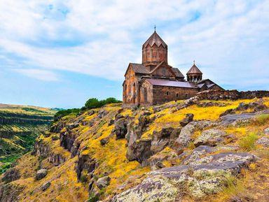 Сокровища Армении: древние храмы и целебные источники