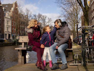 Фотопрогулка по Амстердаму