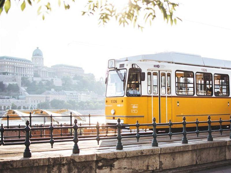 Экскурсия Подземка, троллейбус, трамвай