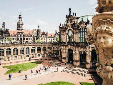 Прага — Дрезден: групповая экскурсия в столицу Саксонии